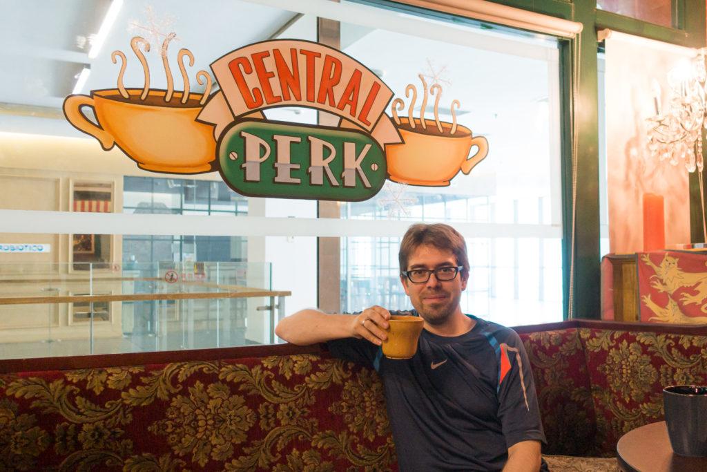 Central Perk Café