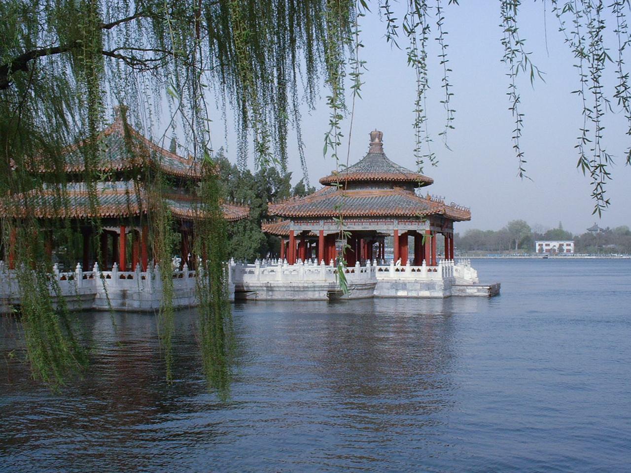 Five-Dragon Pavilions